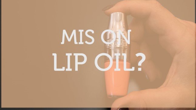 ILUKOOL | Mis asi on lip oil?