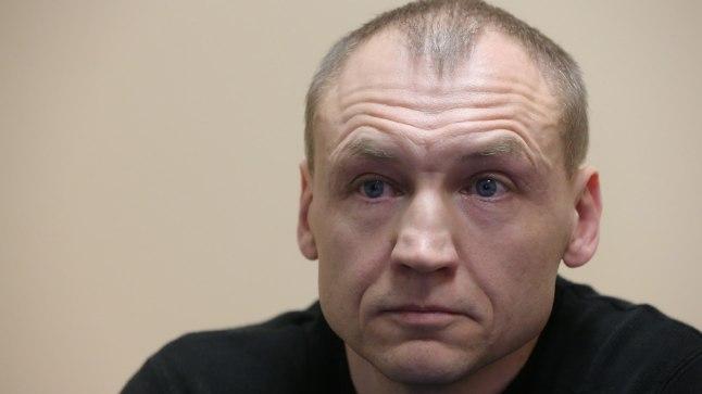 Kaitsepolitseinik Eston Kohver