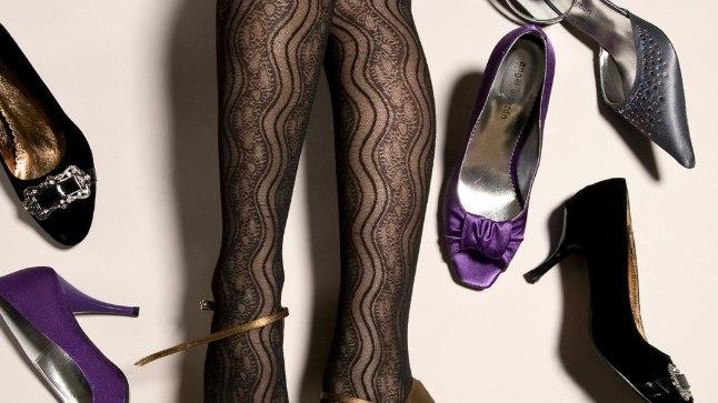 Naudi ilusaid kingi ja terveid jalgu!