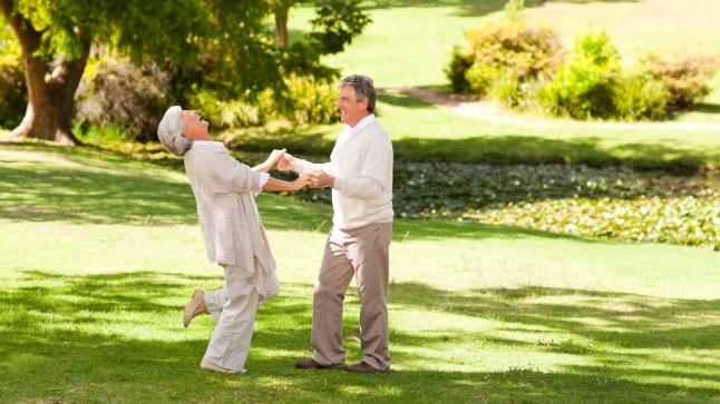Liikumine värskes õhus teeb head tervisele ja hingele.