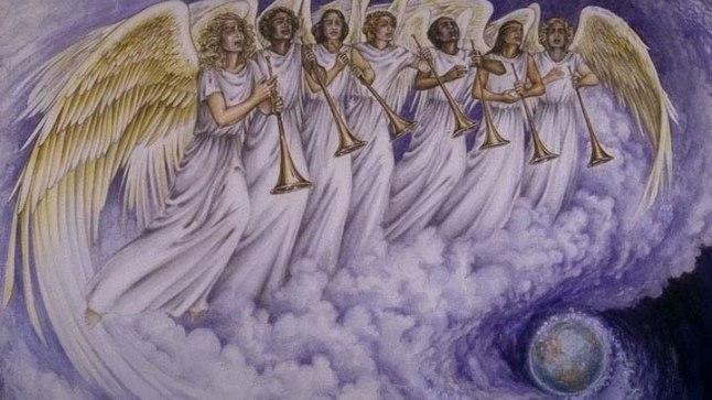 Что такое ангельские трубы библия