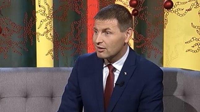 "Hanno Pevkur ""Seitsmestes uudistes"""