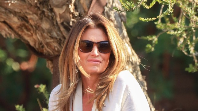 Cindy Crawford 7. detsembril Malibus