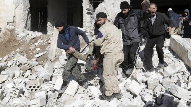 Süüria sõjas juba 470 000 hukkunut.