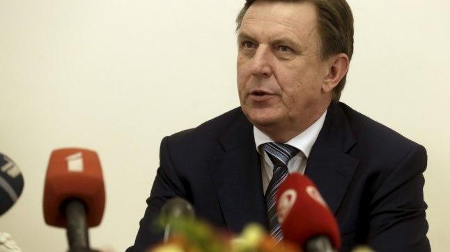 PEAMINISTER: Uut Läti valitsust juhib  Maris Kucinskis (54).