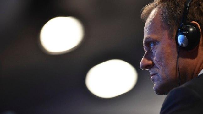 Euroopa Ülemnõukogu eesistuja Donald Tusk