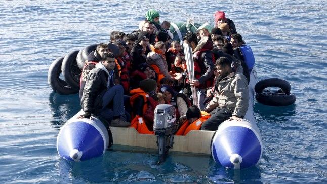 Põgenikevoog Euroopasse kestab.