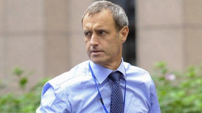 Euroopa politseiameti Europol direktor Rob Wainwright.