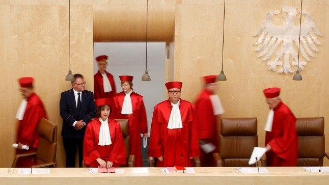 Saksamaa konstitutsioonikohus