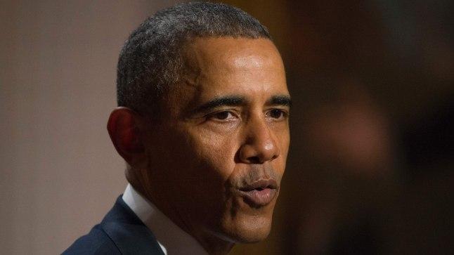 Barack Obama hoiatas Venemaad.