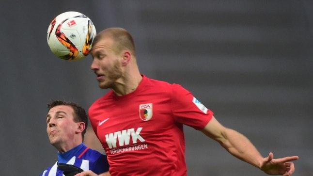 Ragnar Klavan tegi FC Augsburgi eest 61. Bundesliga vooru järjest kaasa 90 minutit.