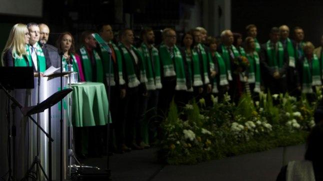 Keskerakonna kongress