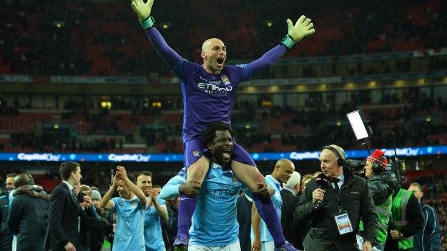 Manchester City alistas dramaatilises kohtumises LIverpooli ja teenis karika