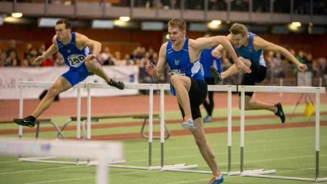 Eesti talvised meistrivõistlused kergejõustikus
