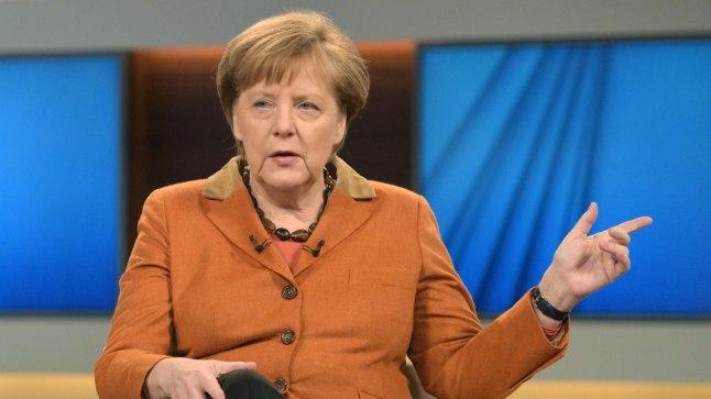 Merkel: mul puudub plaan B.