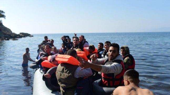 Põgenikevool ei näita vaibumismärke.