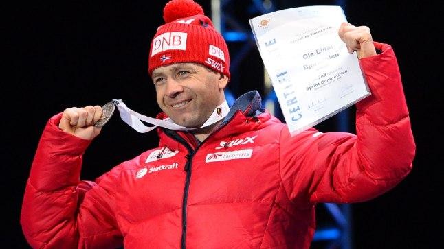 Ole Einar Björndalen kaalub, kas mitte jätkata karjääri Pyeongchangi olümpiamängudei.