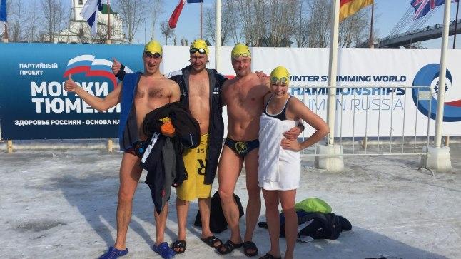 Vasakult: Joel Armei võitis 6, Bruno Nopponen 9,  Henri Kaarma, 8 ja Kinne Tonnison 2 medalit
