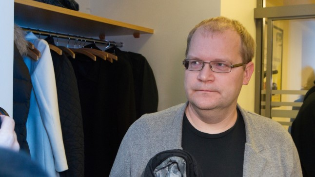 Eesti Paraolümpiakomitee president Urmas Paet.