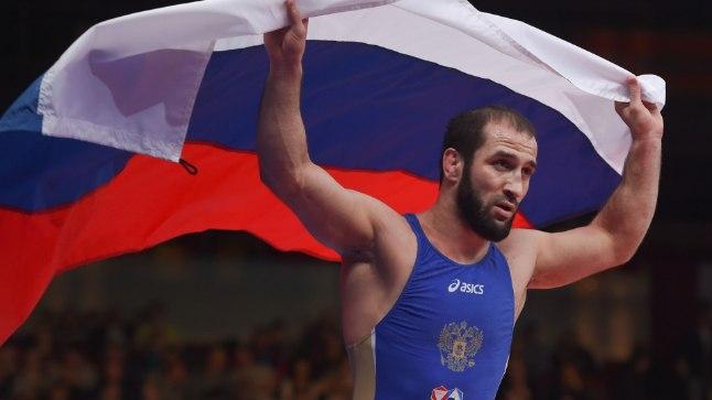 Venemaa maadleja Islam-Beka Alijev võib olla üks nendest kümnetest sportlastest, kes Mihhail Mamiašvili sõnul keelatud ainete tarvitamisega vahele on jäänud.