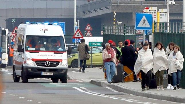 Brüsseli lennujaama ümbrus