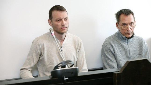 Ralf Miller ja Sergei Starõhh 2013. aastal kohtupingis.