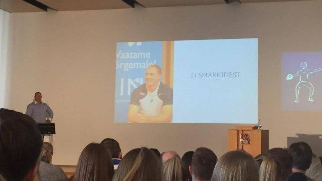 Gerd Kanter seminari pidamas