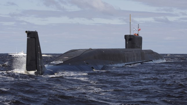 Bild: Putin valmistub tuumasõjaks.