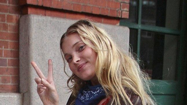 Elsa Hosk New Yorgis