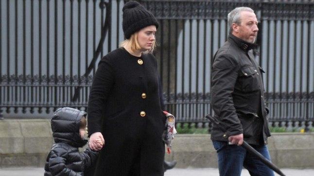 Adele pojaga Dublinis