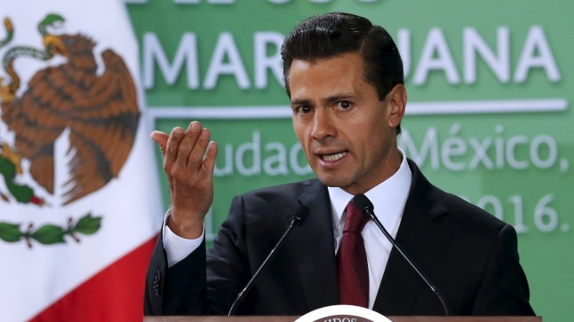 Image result for mexico president