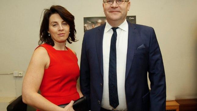 Tiina ja Urmas Paet