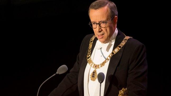President Ilves: ekstreemspordimaailmas on Eesti nimeks Simple Session