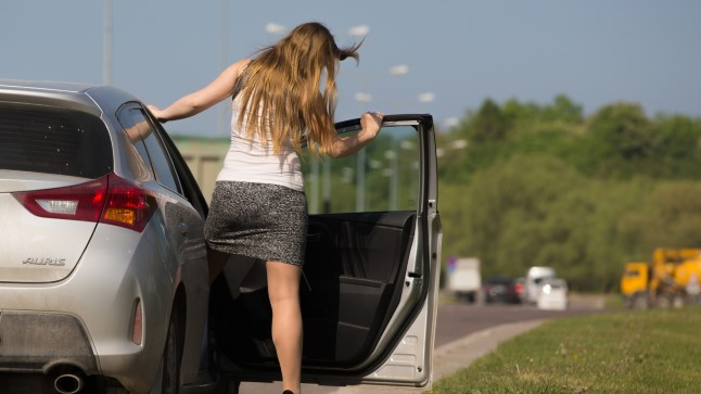 LÕKSUS: Hispaaniasse ettekandjaks läinud naine sattus hoopis inimkaubanduse ohvriks. Pilt on illustreeriv