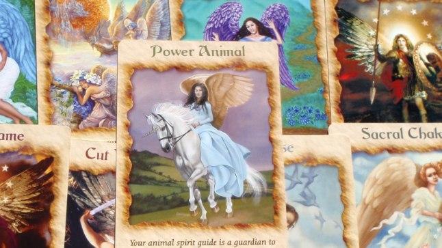 Гадание архангел четыре карты