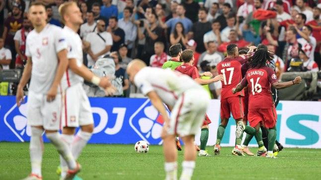 1ffa43e313b GALERII | Portugal murdis penaltiseerias poolakate südamed ning pääses  poolfinaali | Õhtuleht