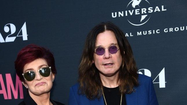 Ozzy Osbourne paremal.