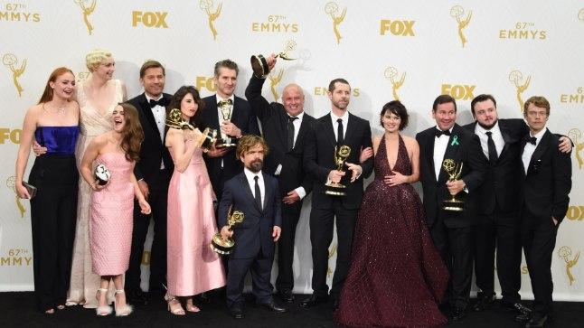 """""""Troonide mäng"""" oli võidukas ka eelmisel Emmy-galal"""