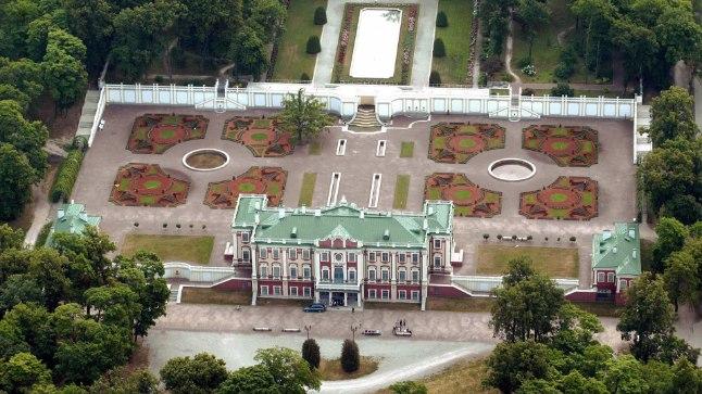 22 июля парк Кадриорг празднует свой 298-й день рождения
