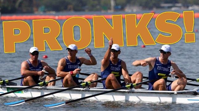 Eesti paarisaeruline neljapaat võitis Rio olümpial pronksi.