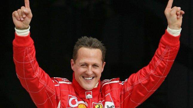 Endine Ferrari boss: Schumacher on tervenemas!