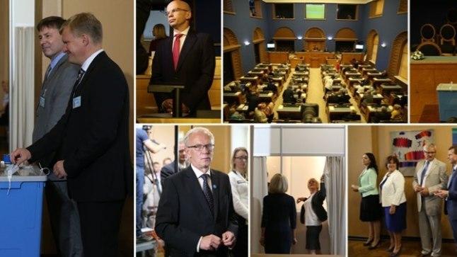 Каковы <font color=&quot;#d30008&quot;>результаты</font> первого тура выборов президента Эстонии?