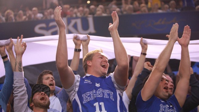 Korvpallikoondis pakkus fännidele ilusa mängu!