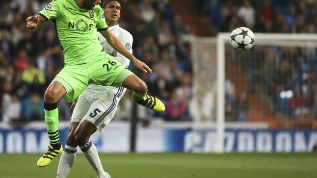 Madridi Real - Lissaboni Sporting