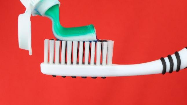 Hambapasta on hea abimees ka koduses majapidamises