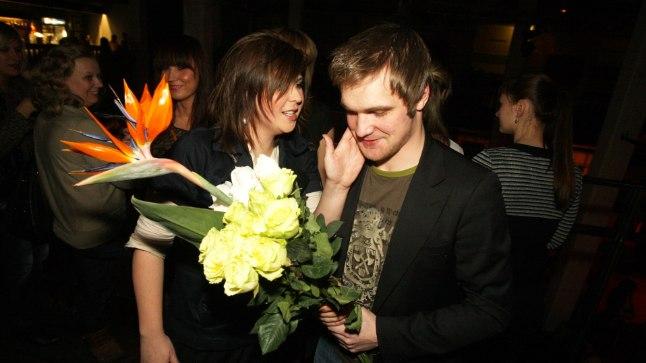JAGAVAD RÕÕMU: Ott ja Maiken Oti plaadiesitlusel 2010. aastal Rock Cafés.