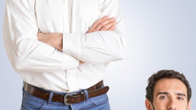 У низких мужчин член больше