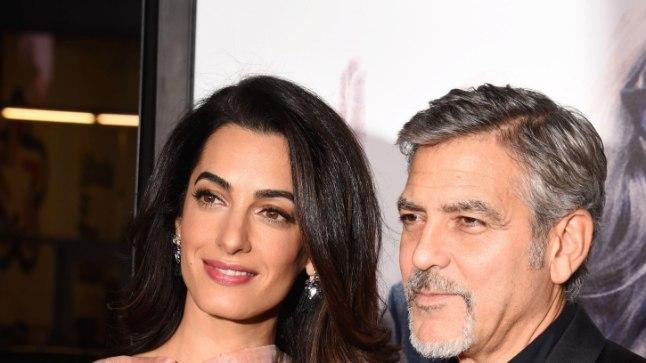 George ja Amal Clooney 2015. aastal.