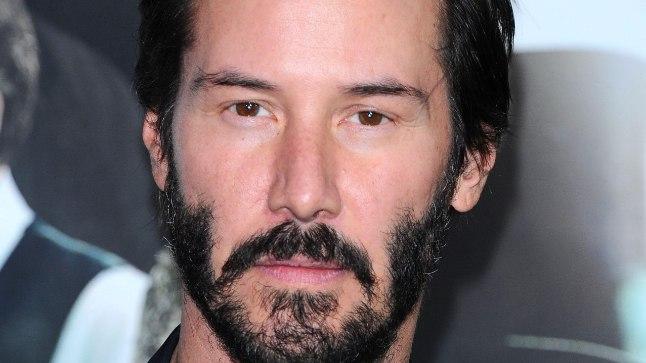 Keanu Reeves 2012. aastal.