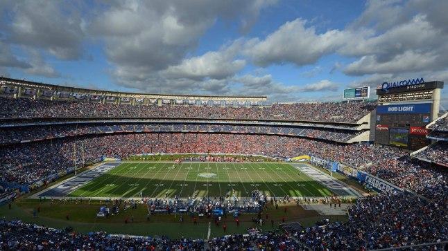 San Diego Chargersi senine koduareen, Qualcommi staadion, peab leidma endale uue rentniku.